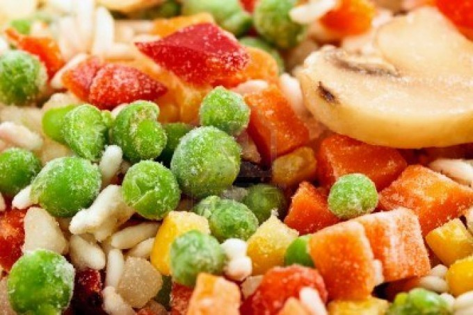 frozen food cancer , reasons to avoid frozen food