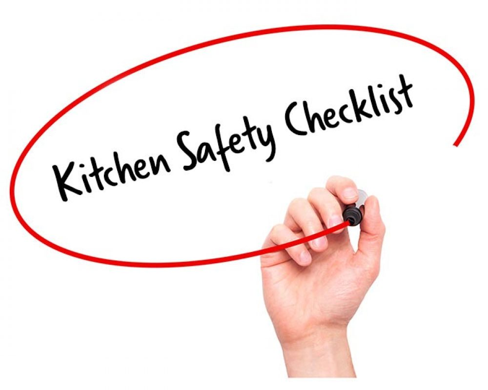 Kitchen safety a step towards better cooking experience