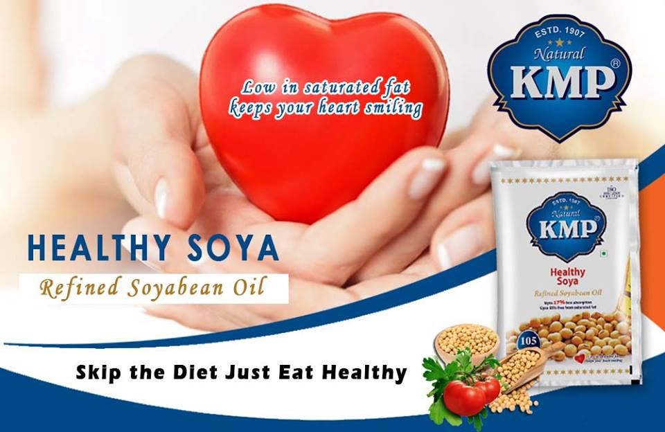 Benefits of Soyabean Oil | KMP Oil