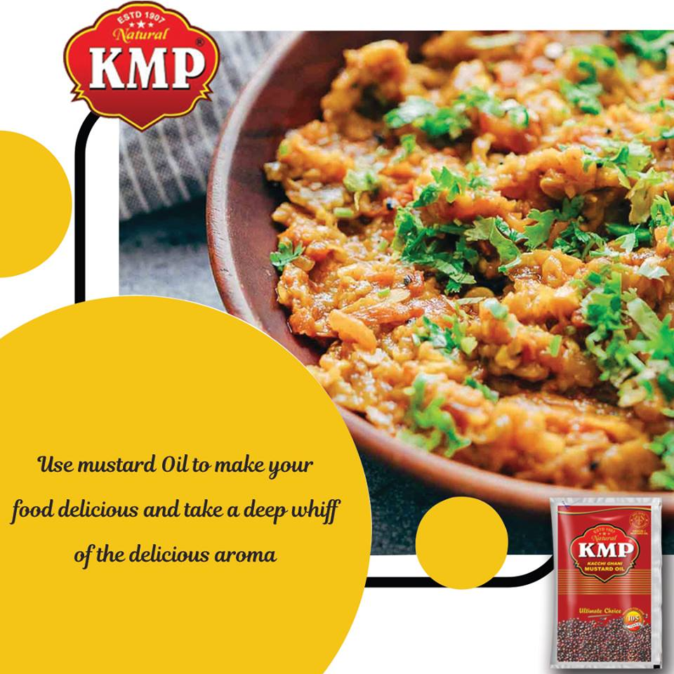 Best Cooking Oil for Health | KMP Oil